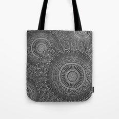 Mandala Tiled Tote Bag