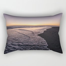 The Edge of Time - 4/365 Rectangular Pillow