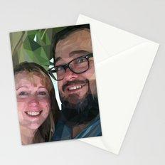Camilea & John Stationery Cards