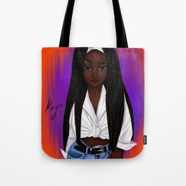 poetic Tote Bag