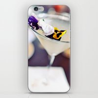 martini iPhone & iPod Skins featuring Martini by kbattlephotography