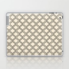 Trellis Pattern I Laptop & iPad Skin