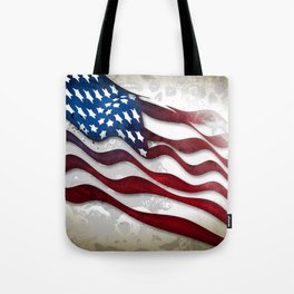 Old Glory...long may she wave Tote Bag