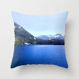 Azul Throw Pillow