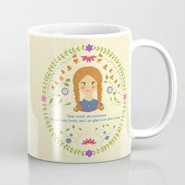 Dear World Coffee Mug