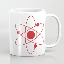 The Big Bang Theory - Atom Coffee Mug