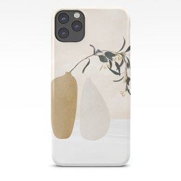 Couple Of Vases iPhone Case