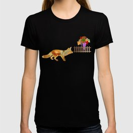 The Fox and the Vineyard T-shirt