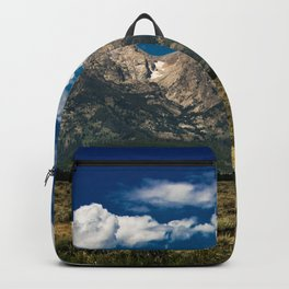 The Grand Tetons - Summer Mountains Backpack
