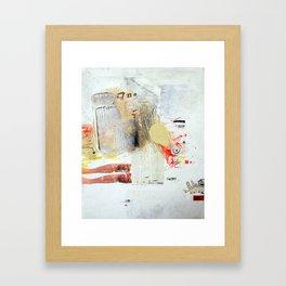 TRIPTYCH (III); Framed Art Print