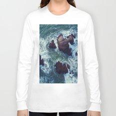 Rock Waves Long Sleeve T-shirt