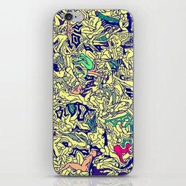 Kamasutra LOVE - Piss Yellow iPhone Skin