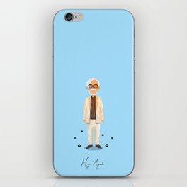 Hayao Miyazaki - Studio Ghibli iPhone Skin