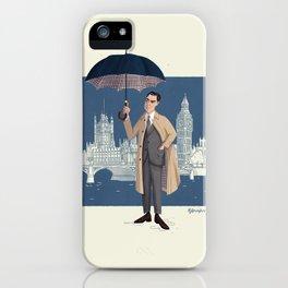 mr. Grant iPhone Case