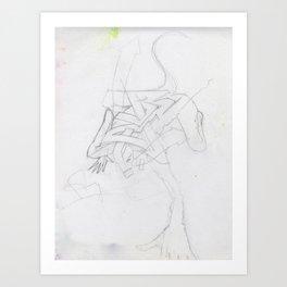 Gmolk '98 Art Print