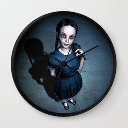 Miss Innocent Wall Clock