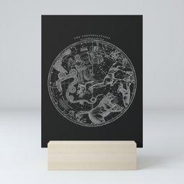 The Constellations - Dark Mini Art Print