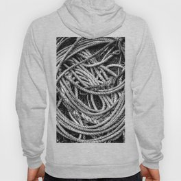 Coiled Rope Hoody