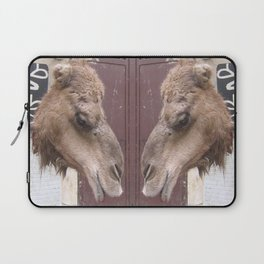 A camel in Morocco Laptop Sleeve