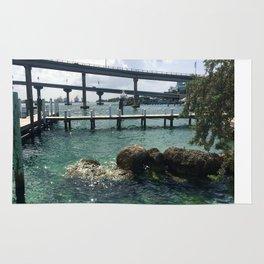 Dockin' at Sea Rug