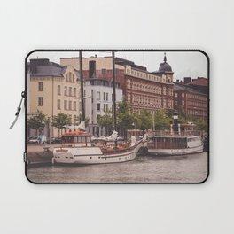 Memories from Helsinki Laptop Sleeve