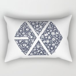 Exo Toon Rectangular Pillow