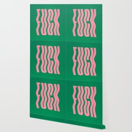 Favorite Word: Tropical Wavy Edition Wallpaper
