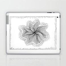 Jellyfish Star I B&W Laptop & iPad Skin
