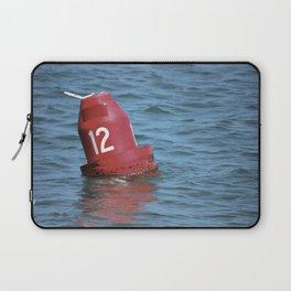 Buoy 12 south Laptop Sleeve