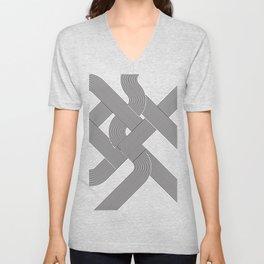 step/snek Unisex V-Neck