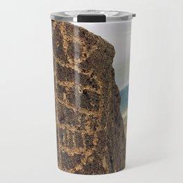 High Desert Petroglyphs Travel Mug