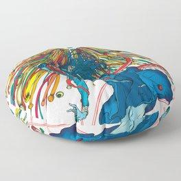 Saint Euphoria Floor Pillow