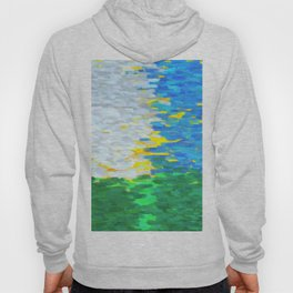 Sunny day for Impressionism Hoody