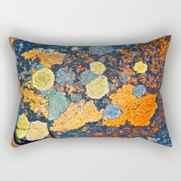 Lichen Art Rectangular Pillow