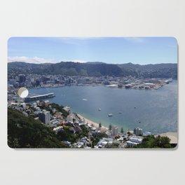 Wellington Waterfront Cutting Board