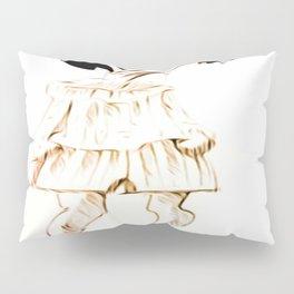 haloween girl Pillow Sham