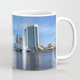 City of Jacksonville, Florida Coffee Mug