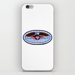 USS ULYSSES S. GRANT (SSBN-631) PATCH iPhone Skin