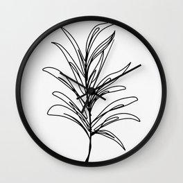 La Nouvelle V.1 Wall Clock