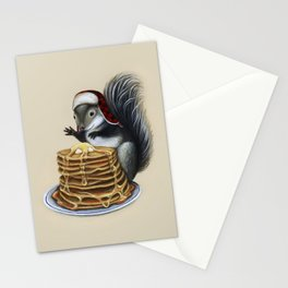 Daryl's Stack Stationery Cards