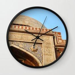 Architecture Wall Clock