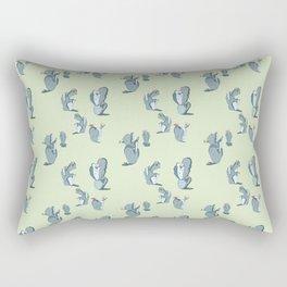 Cactus Community Rectangular Pillow
