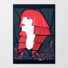 FLO Canvas Print
