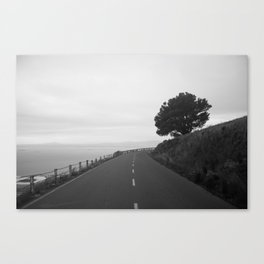 Still in the City Canvas Print