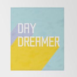 Day Dreamer Throw Blanket