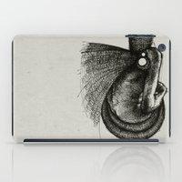 scott pilgrim iPad Cases featuring Pilgrim II. by Dr. Lukas Brezak
