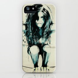 harpy iPhone Case
