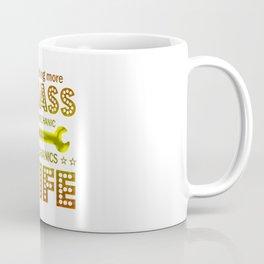 Mechanic's Wife Coffee Mug