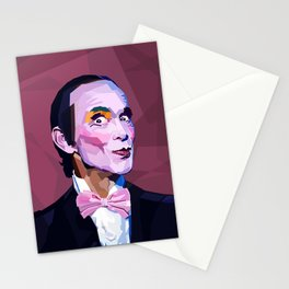 Master of Ceremonies Stationery Cards