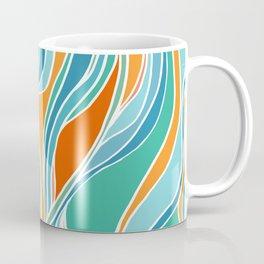 Campfire Abstract Coffee Mug